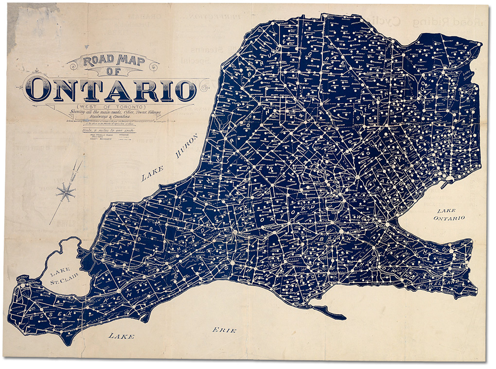 Ontario On the Map