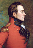 Le major-général Sir Isaac Brock