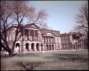 Tourism photograph of Osgoode Hall