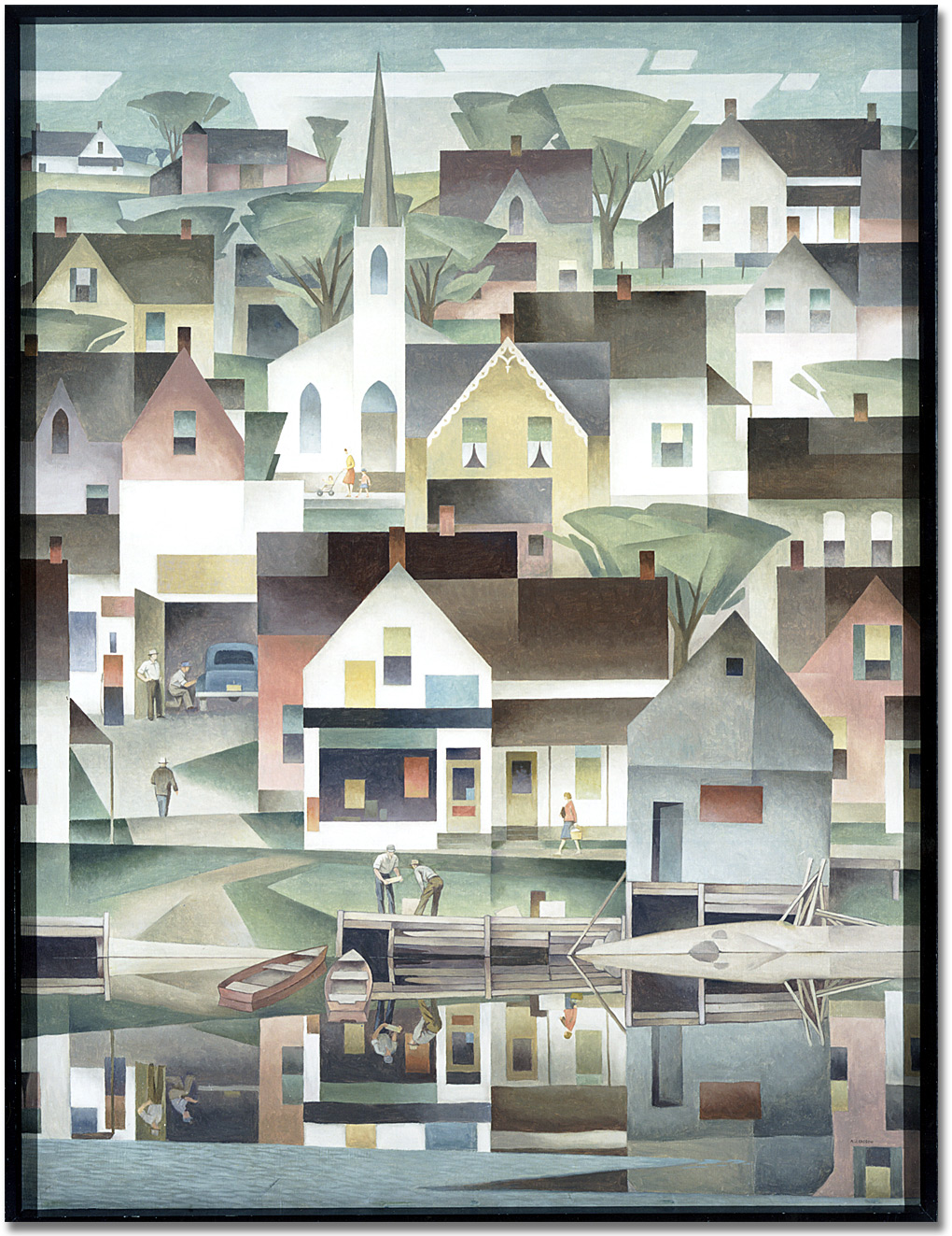 Untitled [Sans titre], 1966-68 - A. J. Casson