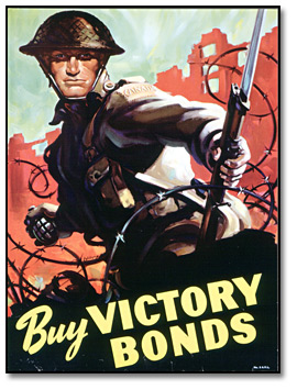 Affiche : Buy Victory Bonds