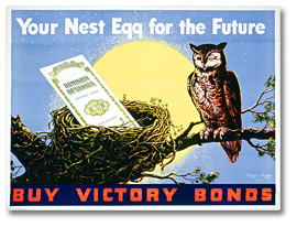 Affiche : Your Nest Egg For the Future