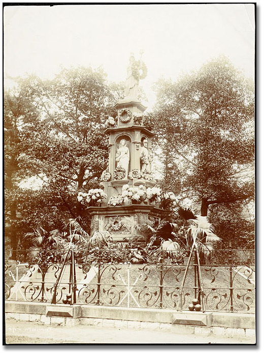 Image of Fenian monument