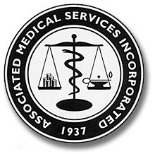 Associated Medical Services Incorporated 1937 - Logo