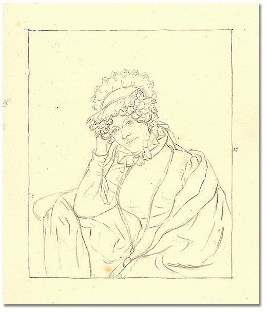 Mrs Thomas Langton N 233 E Ellen Currer 1825