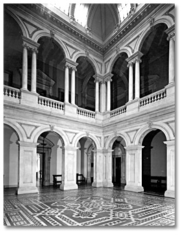 Photographie : Rotonde, Osgoode Hall, [vers 1940-1949]