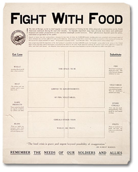 Fight with Food