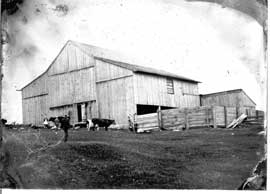 Photo: Ebenezer Doan Barn