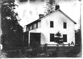Photo: Ebenezer Doan Farm House