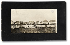 Photographie : Fort William, 1873