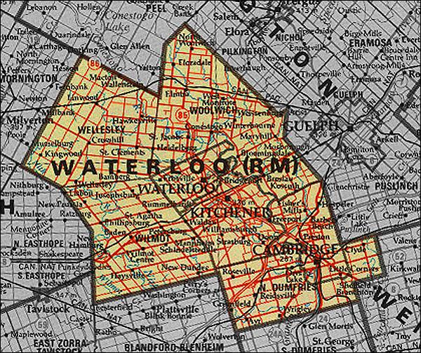 Waterloo Ontario