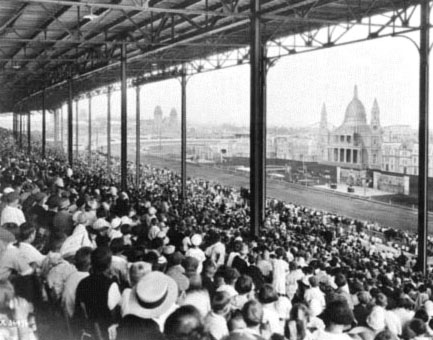 Canadian National Exhibition (CNE) Grandstand, ca. 1930