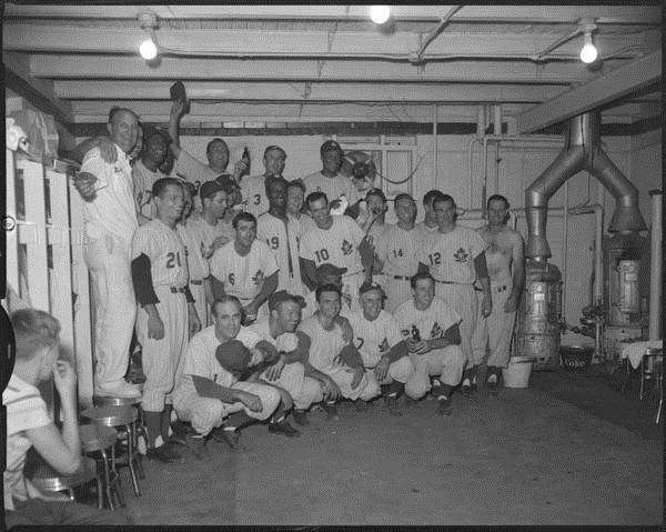 Toronto Maple Leaf Baseball team, [ca. 1946]