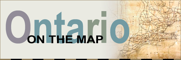 Ontario - On the Map - Banner graphic