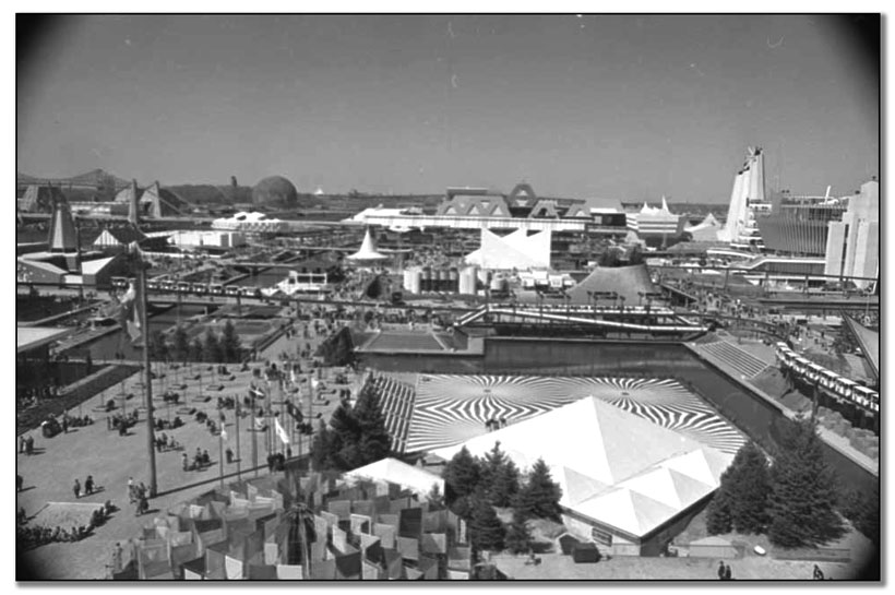 General view of Expo 67, April 24, 1967 (67114-20)