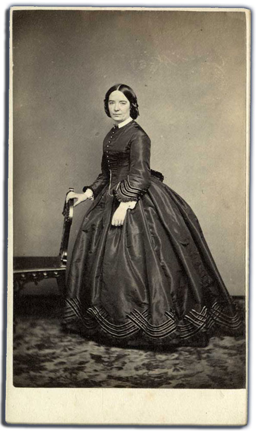 Anne Brown, ca. 1860s