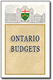 Ontario Budgets