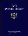 1983 Budget documents