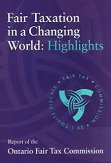 Fair Taxation in a Changing World : HIGHLIGHTS