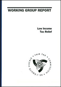 Low Income Tax Relief