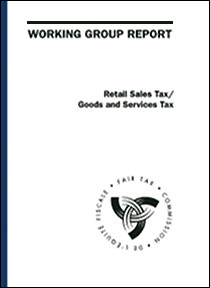 Retail Sales Tax/Goods and Services Tax