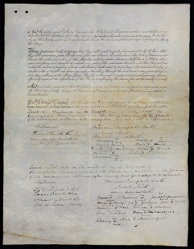 Letter from George Brown to Anne Brown, 20 June 1864