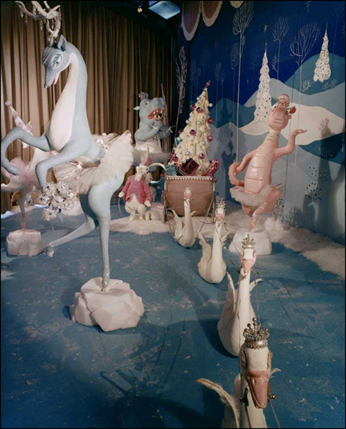 Fantasia display, 1962