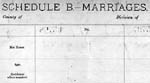 Go to: Example of Marriage Registration 1869-1896
