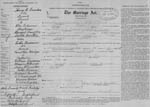 Go to: Example of Marriage Registration 1911-1925 (back)