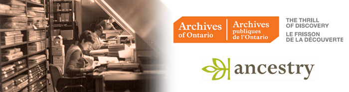 Archives of Ontario releases Vital Statistics records