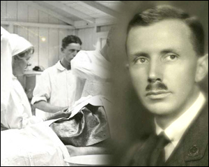 Click for In Good Hands: Lawrence Bruce Robertson, WWI Surgeon