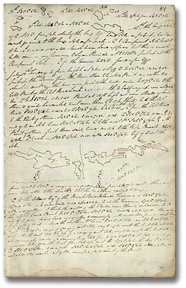 Page from Journal no. 22, 1809-1810
